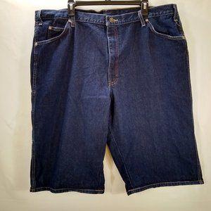 Dickies Mens Shorts 42 Loose Fit Carpenter Blue De